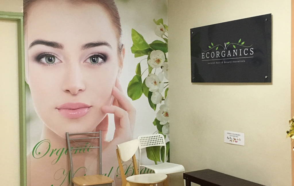 Ecorganics: A One-stop Beauty Centre for Organic Skin and Hair Treatments