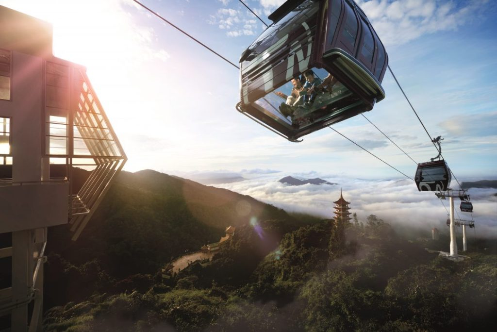 Genting Cable Car Price
