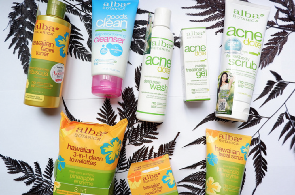 Alba Botanica ® – Affordable Eco-friendly Skincare Range