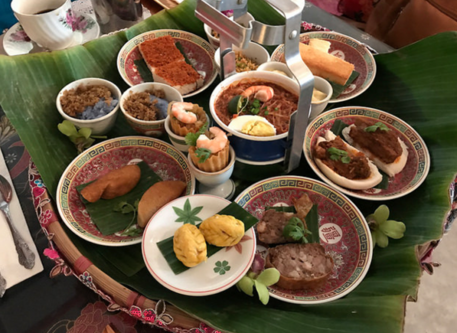 The Peranakan Festival, Singapore @ Claymore Connect: The Good Ol' Days