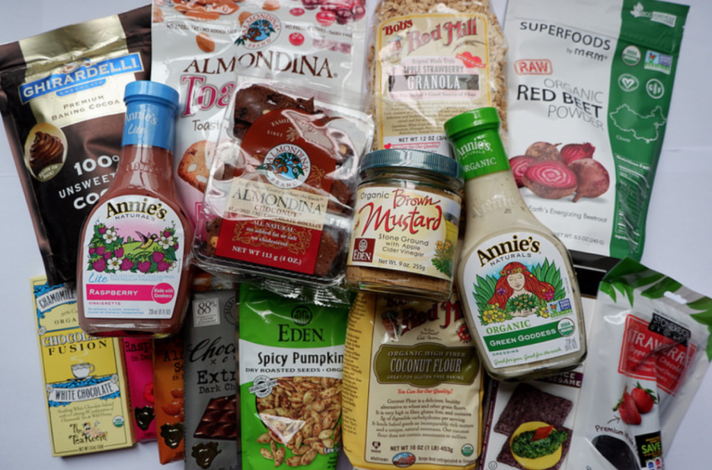 iHerb : Sweet Treats and Snack Haul