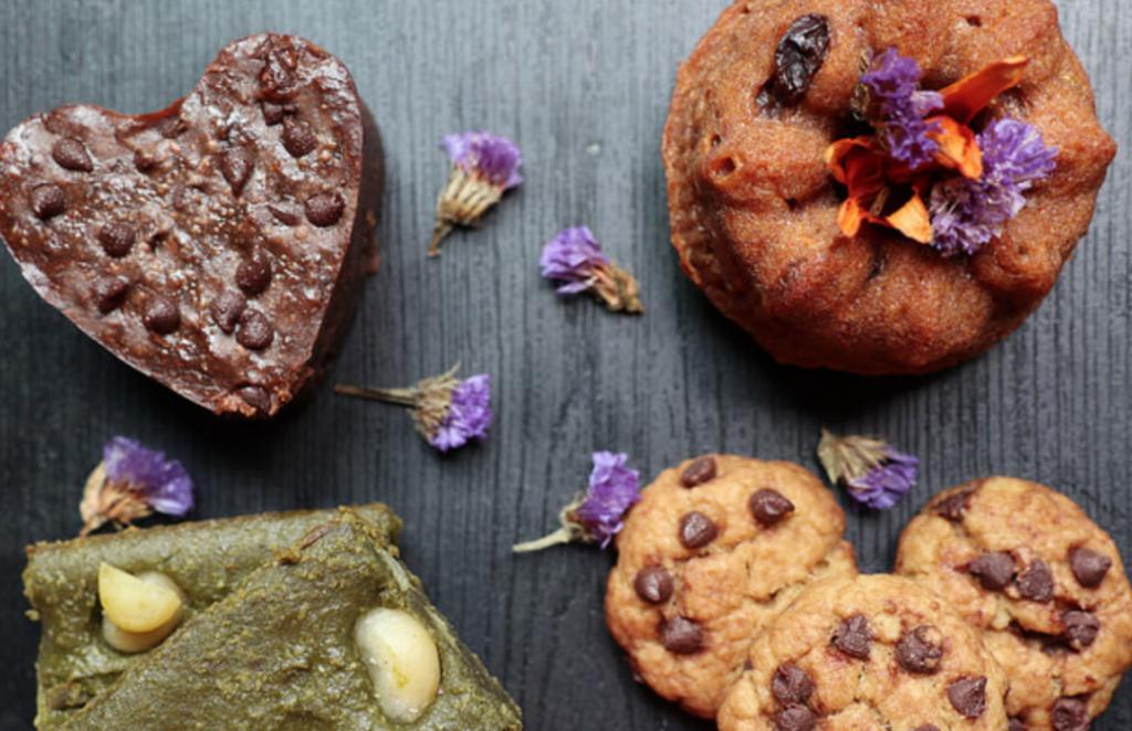 Bunny Bakery: Artisan Vegan Bakes