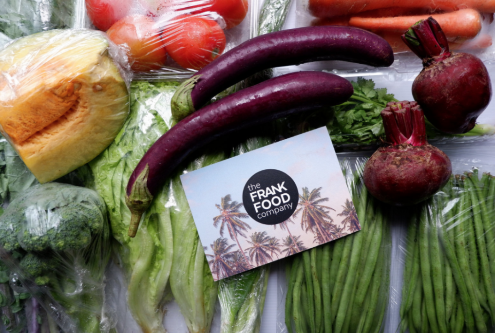 The Frank Food Company : Getting Frank with Vegetables
