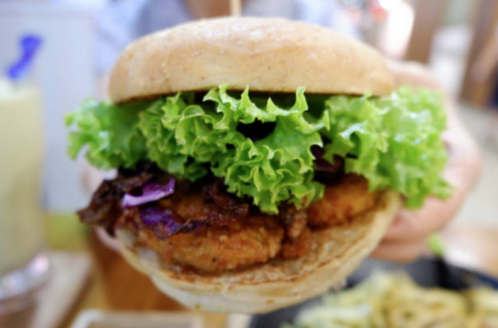 nomVnom : Singapore's Very Own Healthy Vegan Fast food Joint