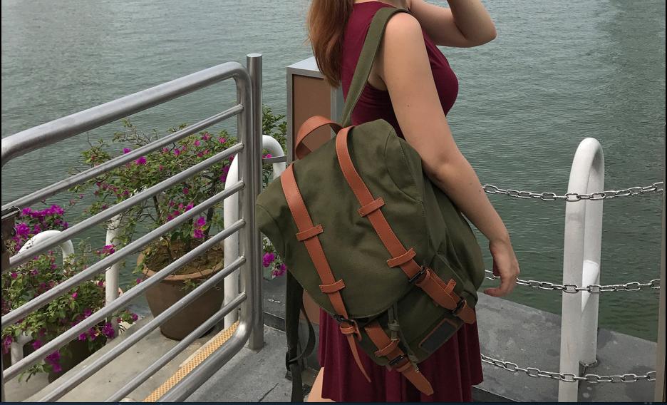 Gaston Luga : Minimalistic Backpacks