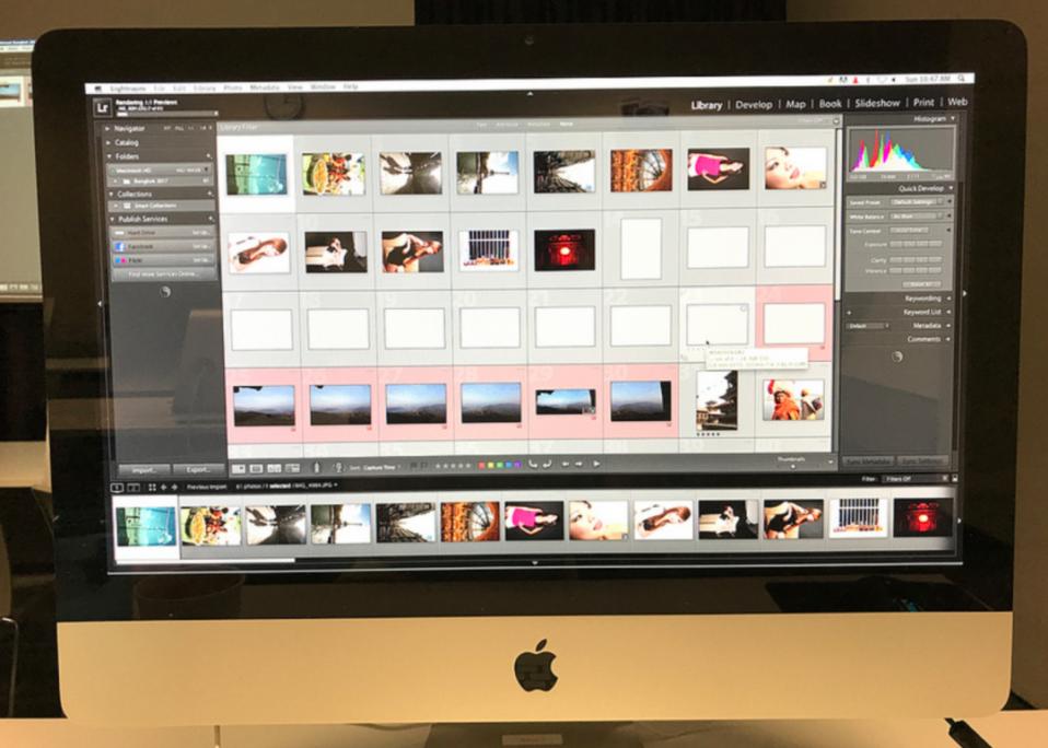 Canon Imaging Academy: Lightroom Workshop Review