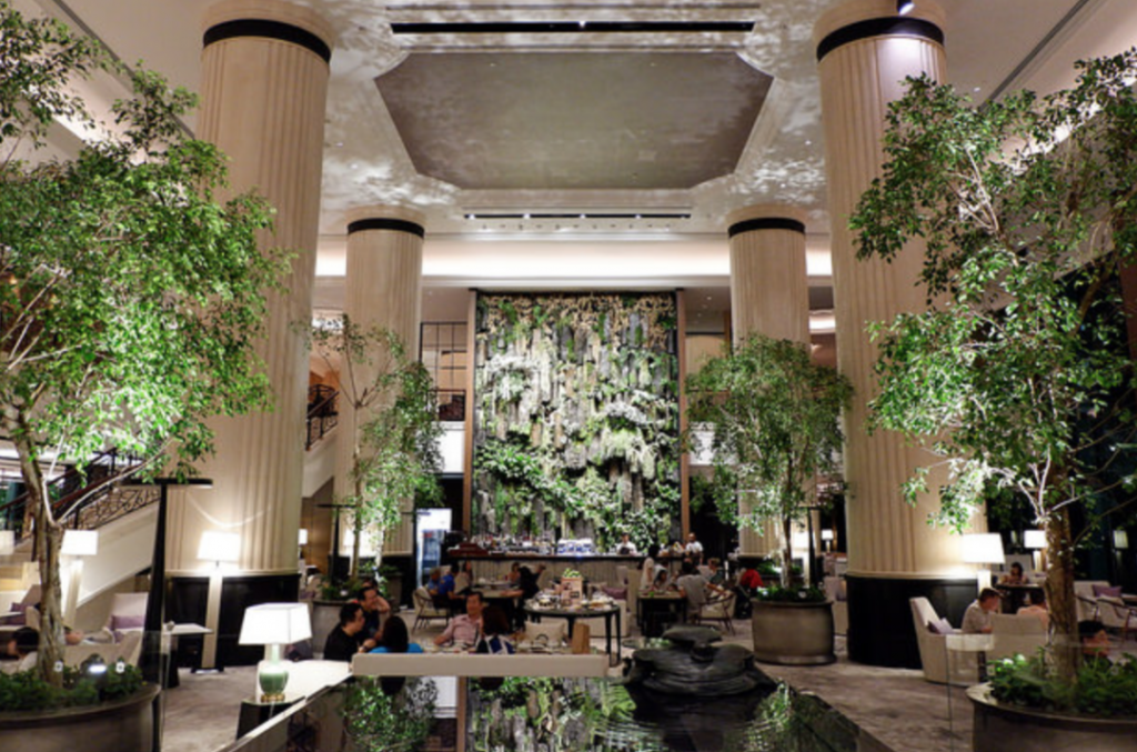 A Wellness Retreat @ Shangri-La Hotel, Singapore : Nourish Your Body, Mind and Soul