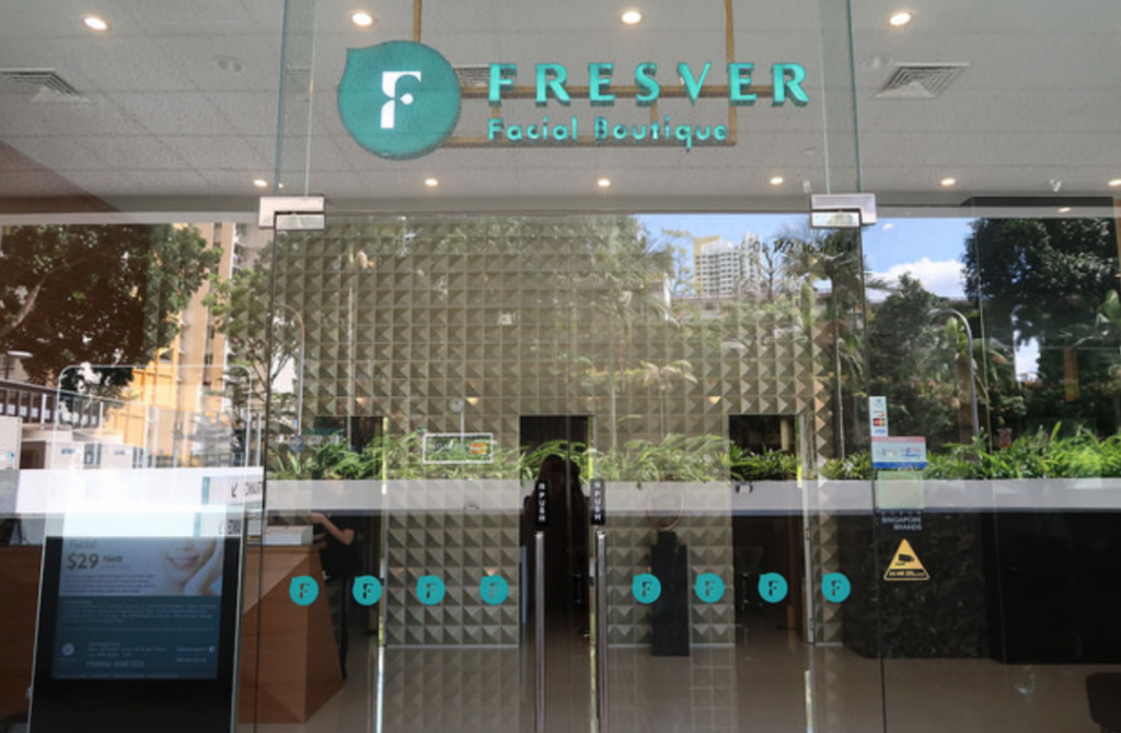 Fresver Facial Boutique: A Facial Review