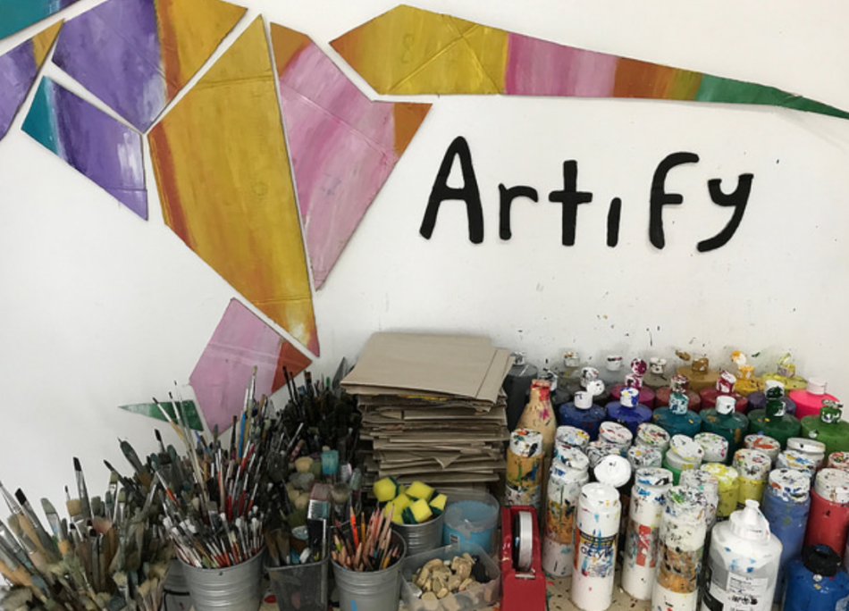 Artify: Painting For A Good Cause