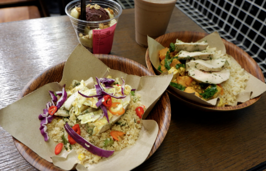 YOLO: Where to Get Your Post-Gym Meal