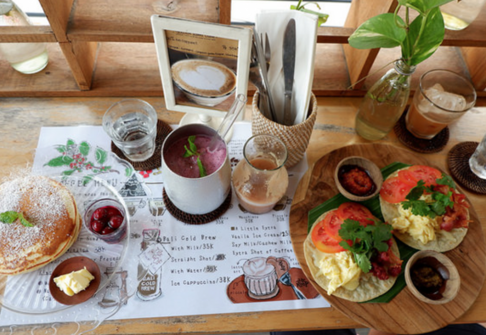5 Places to Eat in Bali