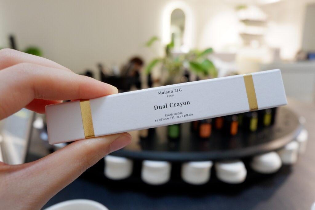 Maison 21G Dual Crayon Eau de Parfum