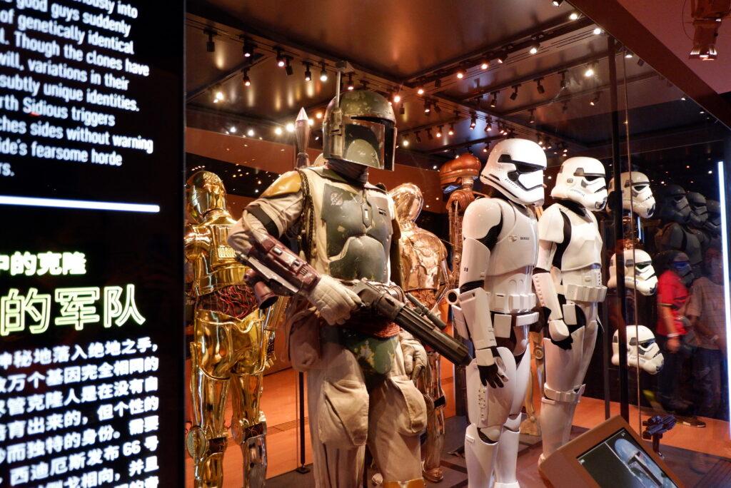 Star Wars™ Identities Exhibition ArtScience Museum