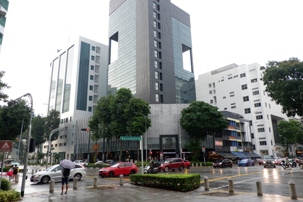 deeniseglitz Hotel G Singapore Middle Road staycation review