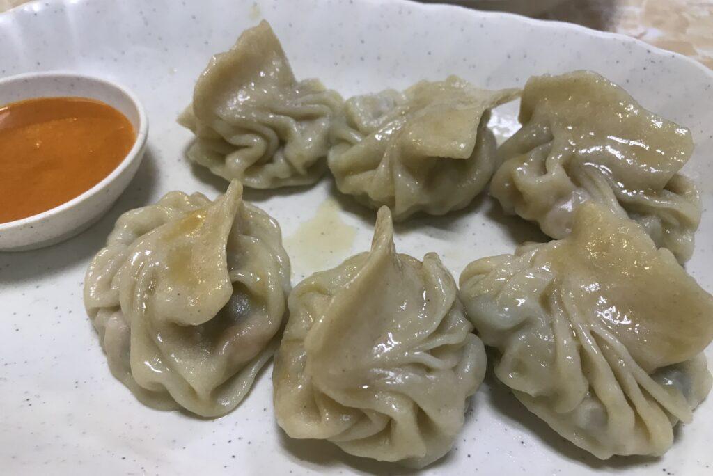 LOMBA The Gurkha Bistro Nepalese food in Singapore Chicken Momo