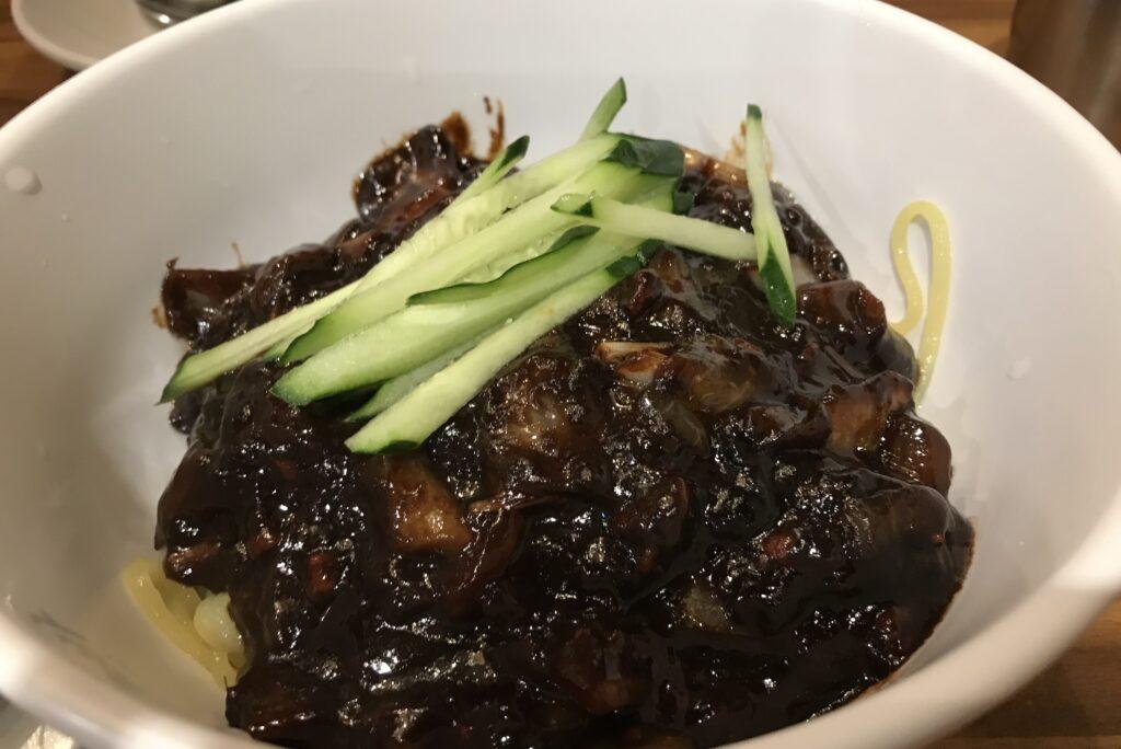 o.bba jjajang bbq korean restaurant