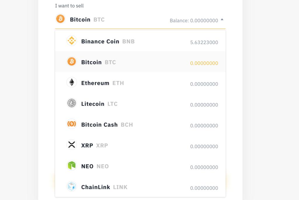binance sg cryptocurrency