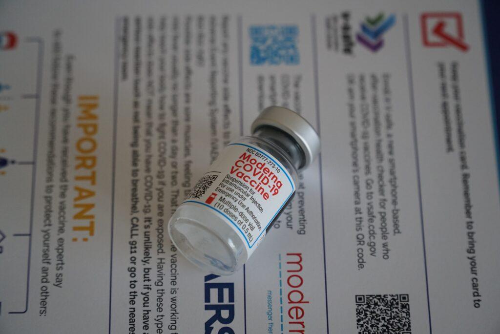 Covid-19 vaccination shot vaccine