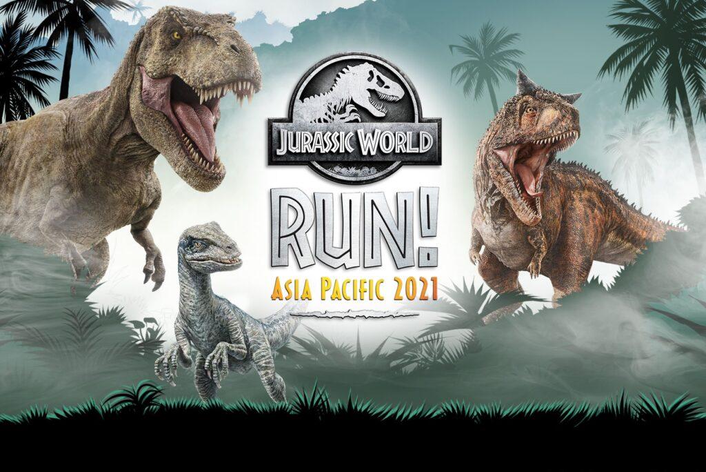 Jurassic World RUN! Asia Pacific 2021