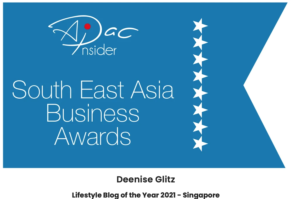 Deenise Glitz South East Asia Business Awards 2021