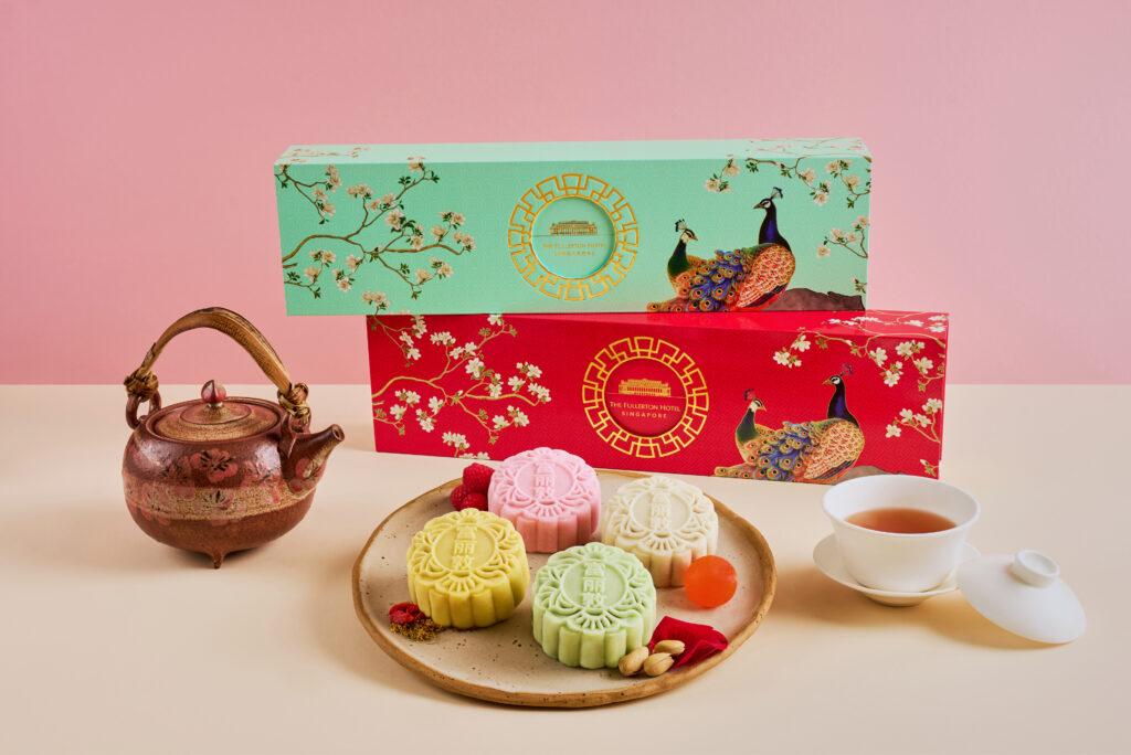 Jade Signatures Mooncake Collection Snow skin 2021