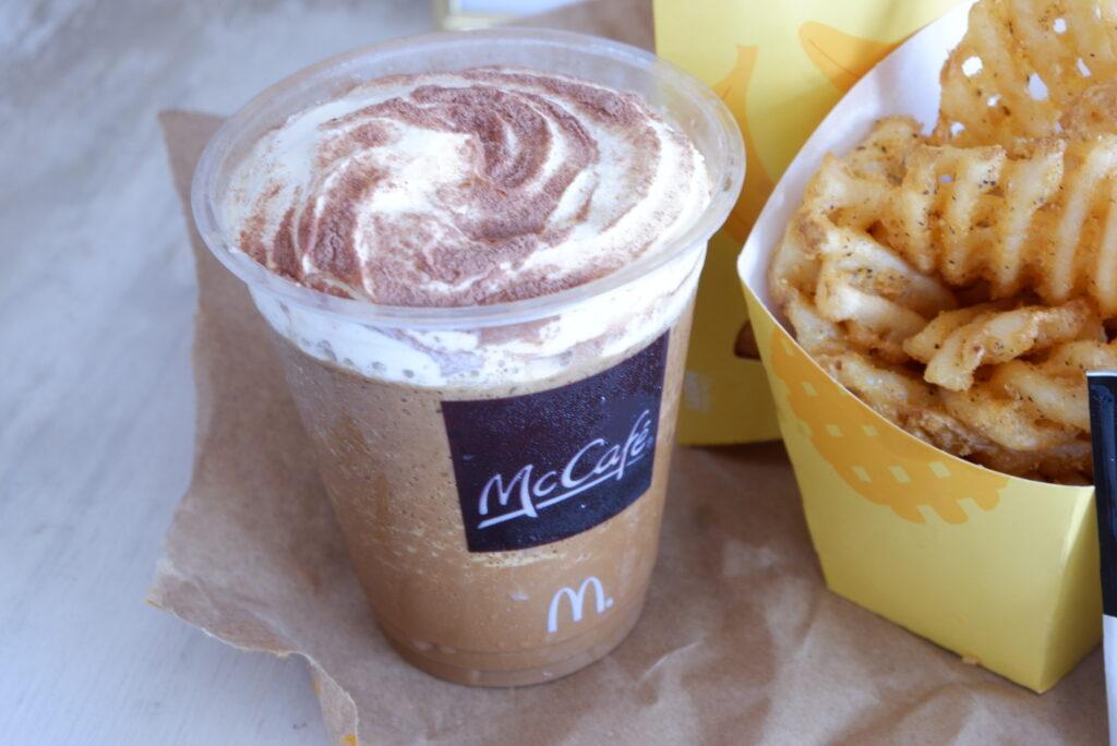 McDonald's Singapore Ben Yeo Mediacorp Artiste Collaboration Hainanese Chicken Burger Kopi frappe