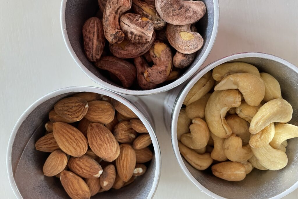 Re- foods sustainable fairtrade healthy snacks Singapore eco-friendly nuts